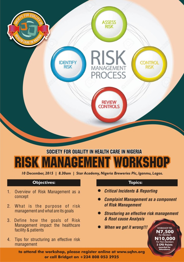 Risk Management Flier Dec. 2015